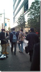 街頭配布 名古屋6