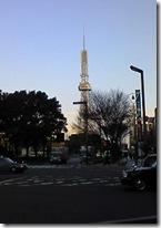 街頭配布名古屋