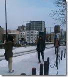 北海道_試験会場_街頭サンプリング