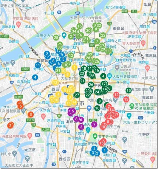 大阪市_ポスティング可能な高層マンション